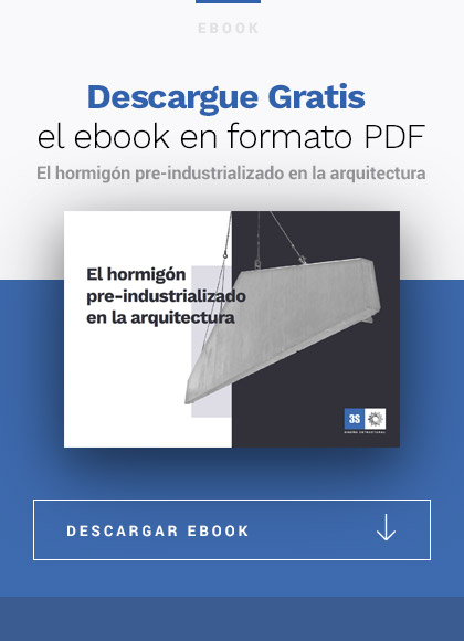 Descargue Gratis el ebook en formato PDF - El hormigón pre-industrializado en la arquitectura